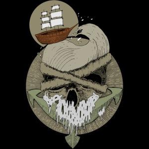 Ancre skull