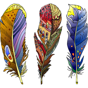 Farbige Stifte