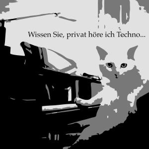 Techno Katze