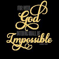 Nichts wird unmöglich sein
