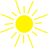 Sonne Sonnenstrahlen Sommer