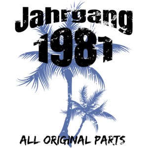 Jahrgang 1981 Original