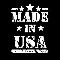MADE IN USA United States of America Amerika