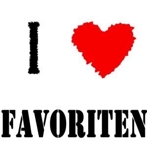 ich liebe favoriten