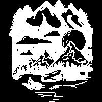 Camping Pfadfinder Zelten Geschenk Wandern Hobby