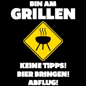 Grillen Bier Barbeque BBQ Wurst Meister Geschenk P