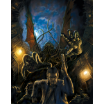 Call of Cthulhu No.1 by Niel Venter