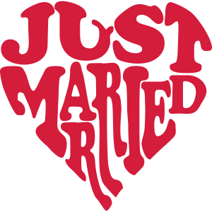 Just Married In Heart