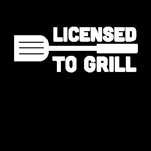 Grillen Grillzange BBQ Barbecue Männer Geschenk