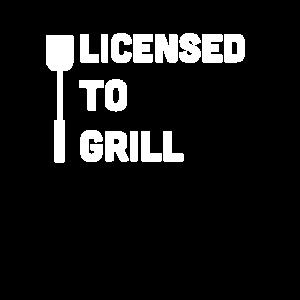 Grillen Grillmeister BBQ Barbecue Männer Geschenk
