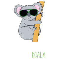 Life is better with a Koala