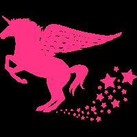 Unicorn Pegasus T-Shirt