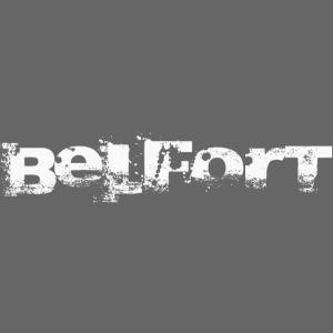 Belfort police n°1 blanc