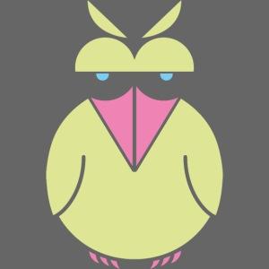 insolent bird_greenneon