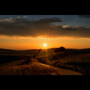 Sonnenaufgang - Morgengrauen - Tagesanbruch