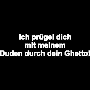 Duden Rechtschreibung Deutsch Ghetto Geschenk Idee