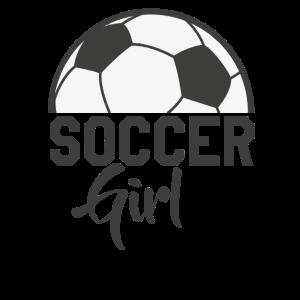 Fußball Mädchen Weltmeister Geschenk