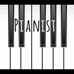 Klaviatur Pianist