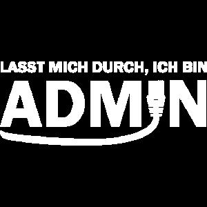 Ich bin Admin