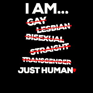 Gleichberechtigung Tolerant Vielfalt Peace Gay