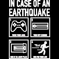 Erdbeben Anleitung für Gamer und Zocker