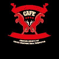 Red Ponny Cafe T-shirt