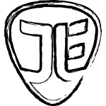 Jan-Luca Ernst Logo | Brush-Style