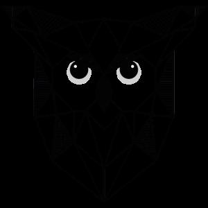 Geometrische Eule