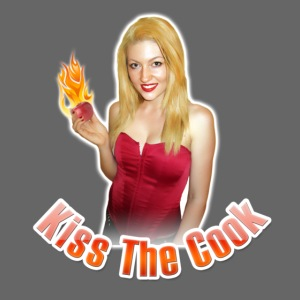 kiss the cook shirt