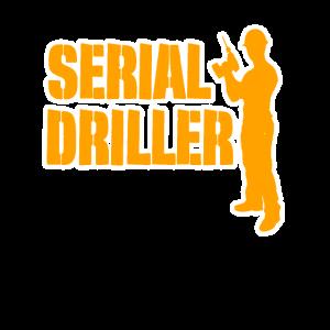 Drill Carpenter handyman DIY Drilling Woodworker