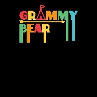 Oma Grammy Bär Großmutter Bärin Geschenk Bday