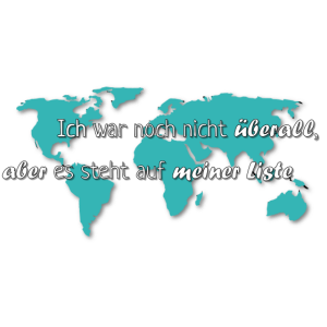 Weltenbummler Liste