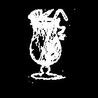 Cocktail mit Limone