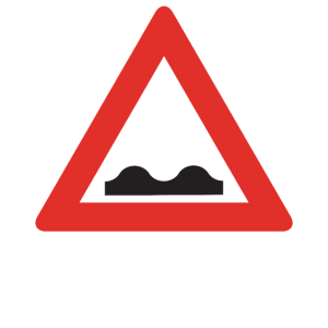Vorsicht über Wappen