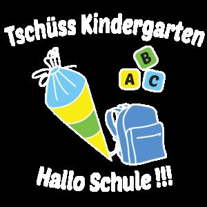Kindergarten - Schule - Schulkind - Einschulung