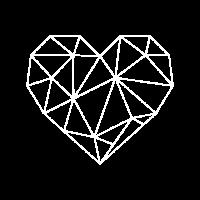Geometrisches Herz