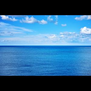 Horizont am Meer I