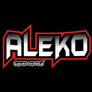 Aleko Gaming Logo text