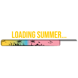 Sommer Ladebalken