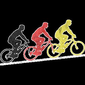 Deutschland Fahrrad Fahrradfahren Bicycle