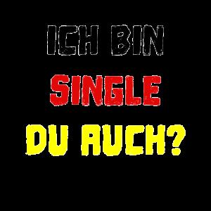 Single Fussball WM Liebe Geschenk Idee