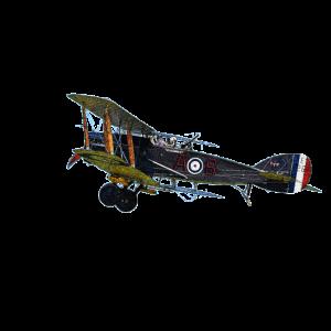 Gezogenes Flugzeug