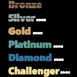 Rangliste Gold