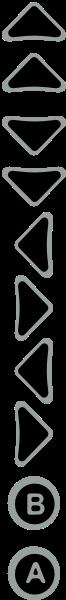 Motif Konami code