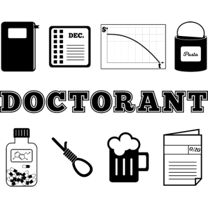 Definition Doktorand