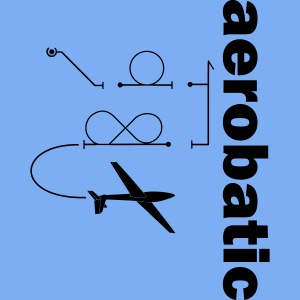 Kunstflug Segelflugzeug