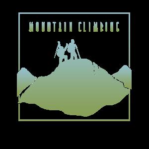 Wanderlust - Mountain Climbing - Bergsteigen