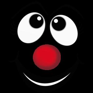 Gesicht Clown
