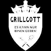 Grillgott Grillen Grill Sommer Spruch