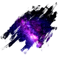Weltall Geschenkidee galaxie milchstraße
